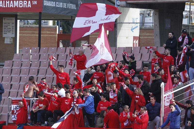 Promoción en las entradas para el Granada CF - Cádiz CF