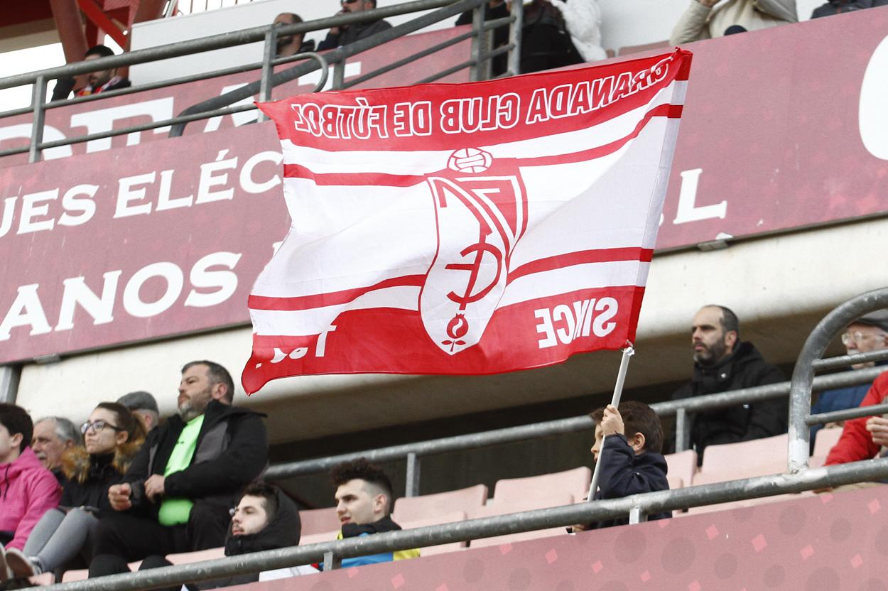 Las entradas para el Granada CF - Osasuna, desde 25 euros