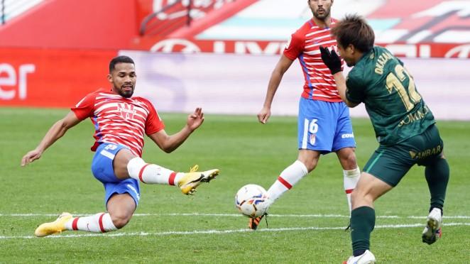 Resumen Huesca 3-2 Granada CF en LaLiga 2021