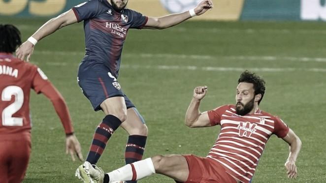 El Granada CF se atasca últimamente en LaLiga