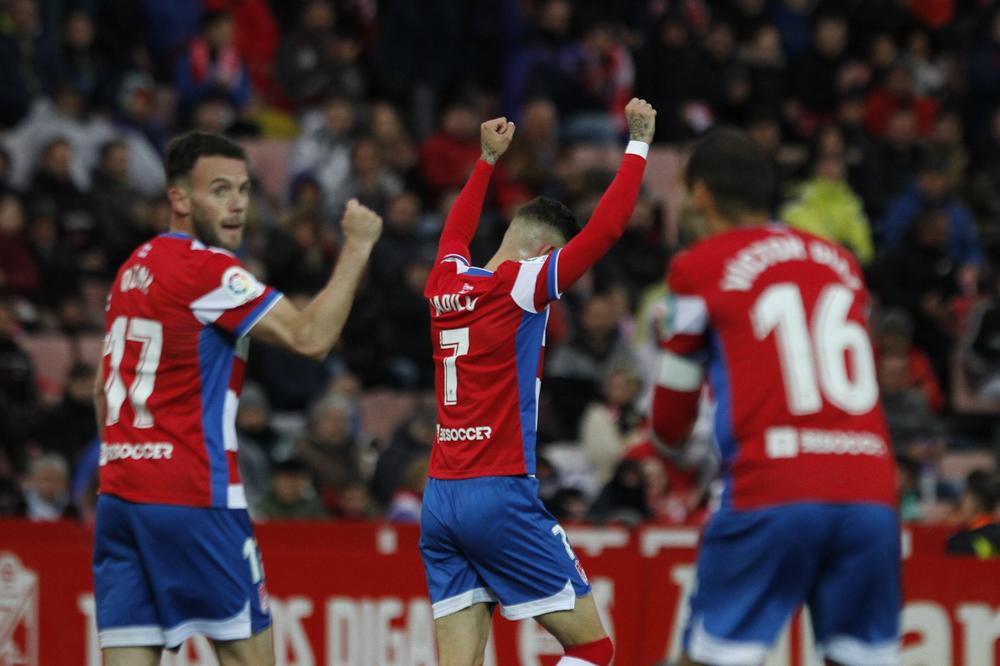 Los buenos números del Granada CF, a un paso del ascenso