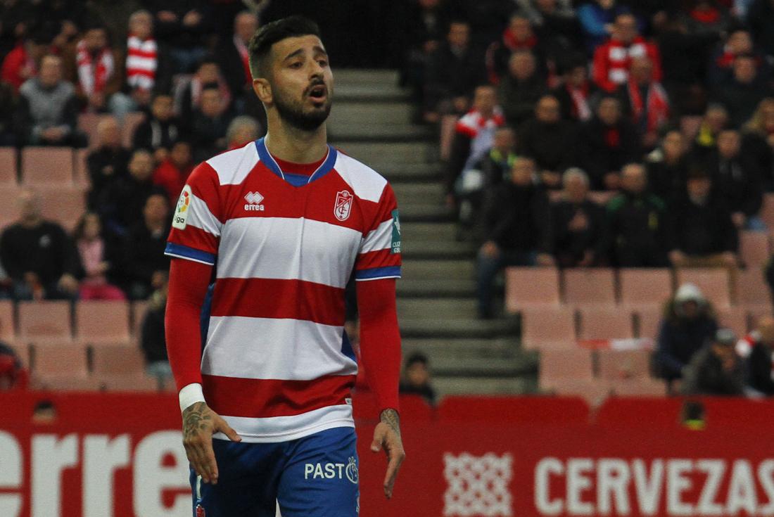 El último pase, el problema del Granada CF