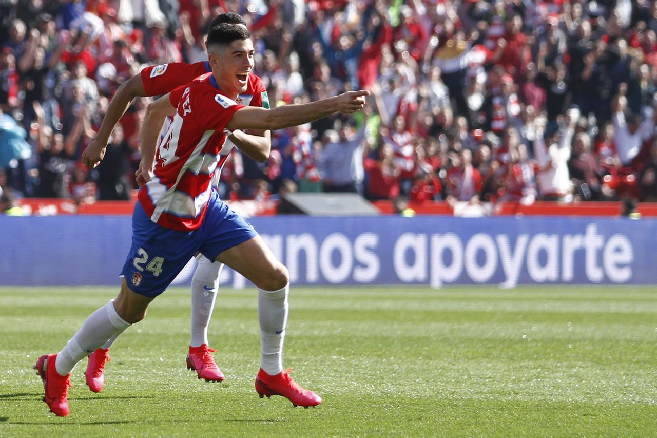 El Granada CF regresa con paso firme a casa