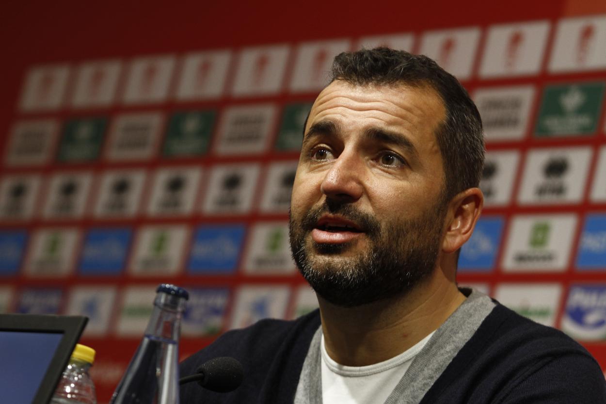 """Diego Martínez: """"Estamos muy cerca, pero necesitamos tres puntos más"""""""