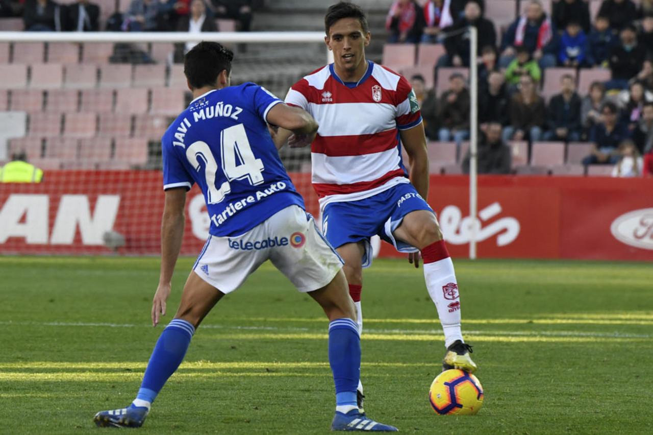 Granada CF - Real Oviedo: puntuaciones del Granada, jornada 18 de La Liga 1|2|3