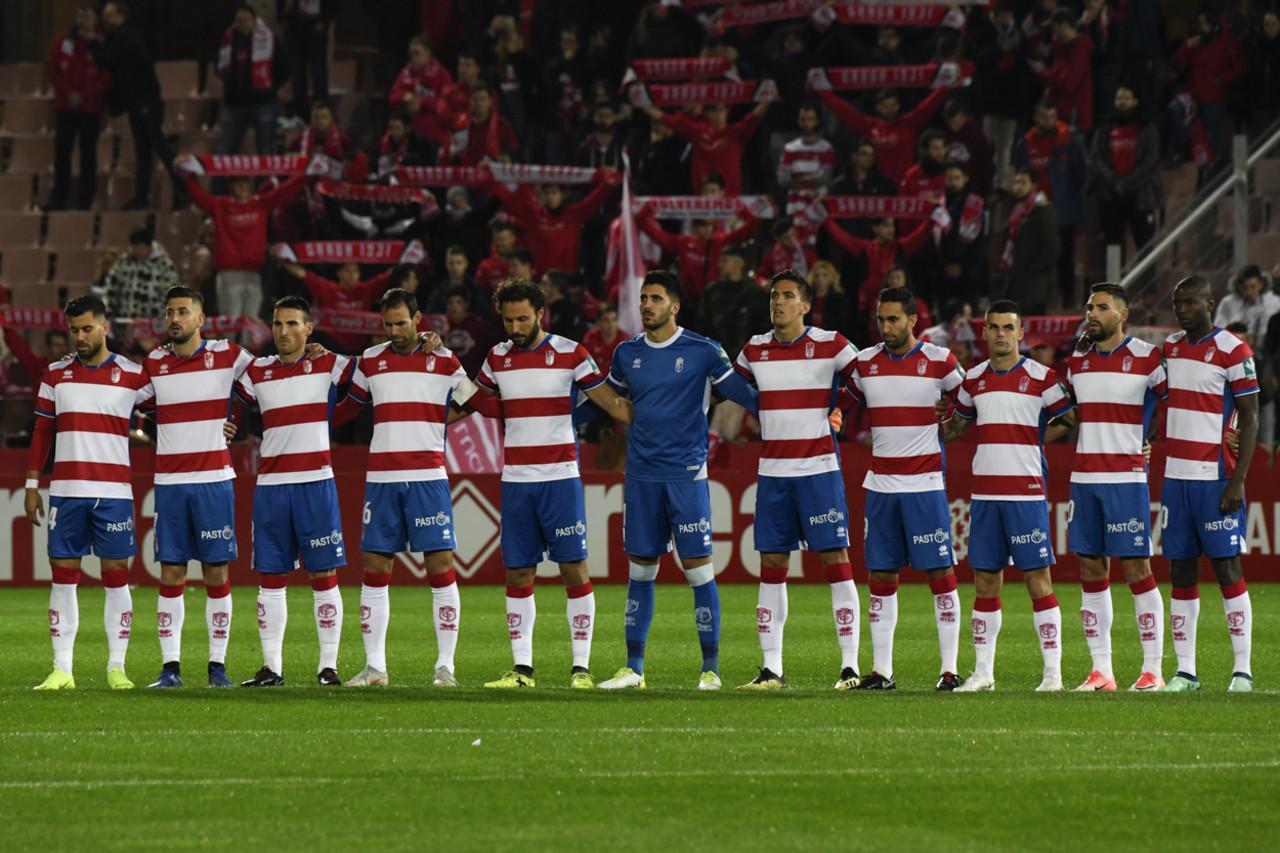 El Granada CF despide el 2018 en lo más alto de la tabla