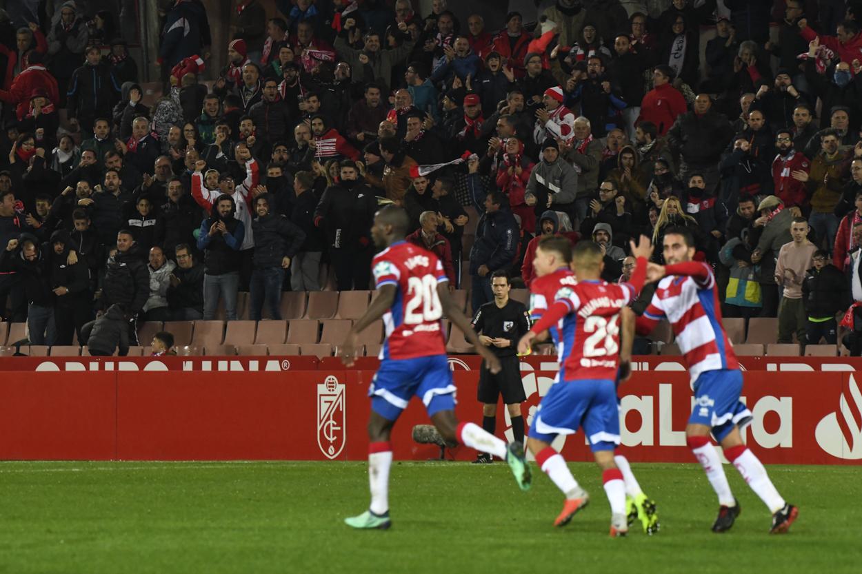 Las entradas para el Granada CF - Extremadura, desde 15 euros