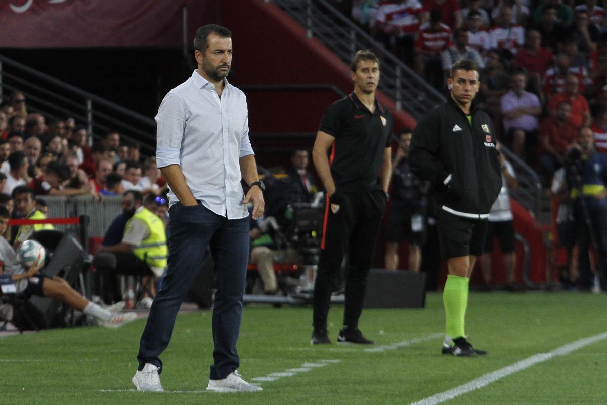 """Diego Martínez: """"Esta es la línea a seguir en cuanto a competitividad"""""""