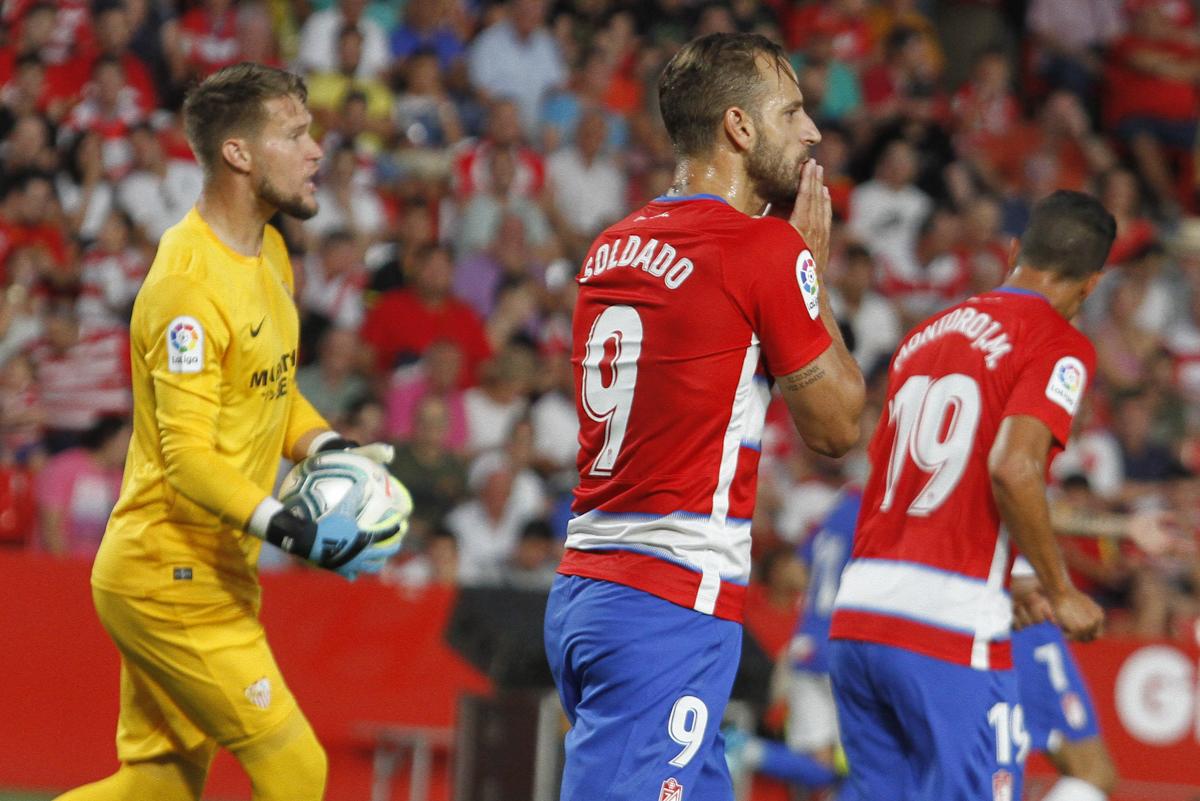 Resumen Villarreal 4-4 Granada CF en Primera División 2019