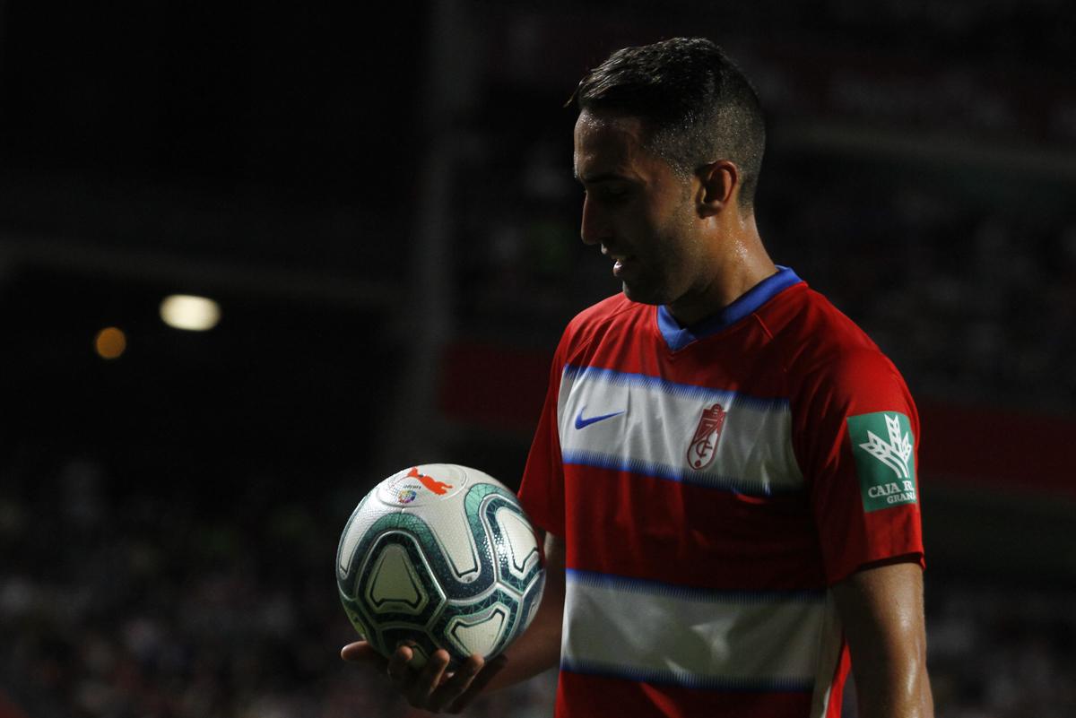 Montoro, renovado por el Granada CF hasta 2022