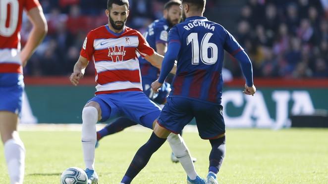 Resumen Granada CF 1 - Levante UD 1 en LaLiga 2020/21