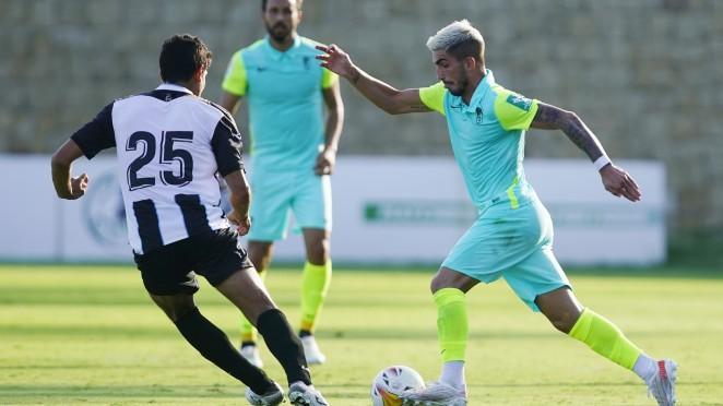 Previa Granada CF - Málaga CF: una presentación de altura antes del inicio de la temporada