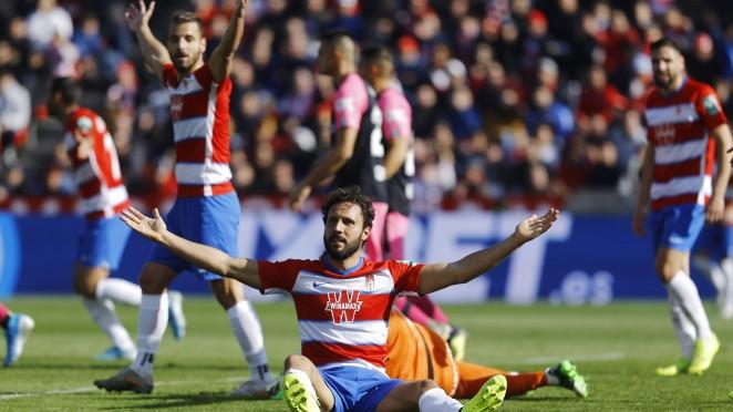 El Granada CF cumple con creces en la primera vuelta