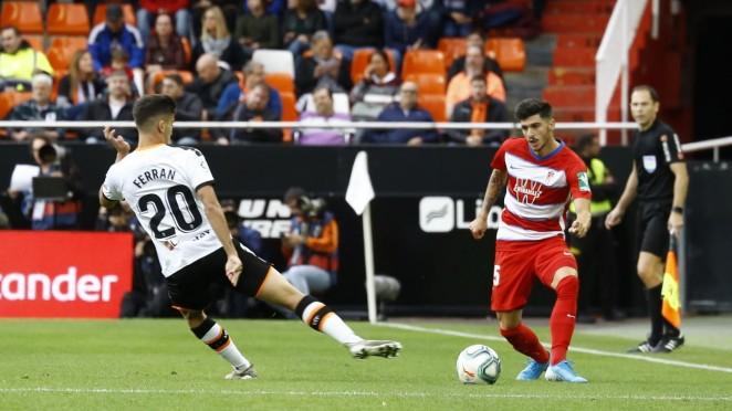 Previa Granada CF - Valencia CF: Con la mirada y el corazón puestos en Europa