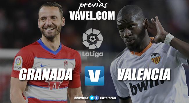 Previa Granada-Valencia: una cuenta pendiente para los valencianistas