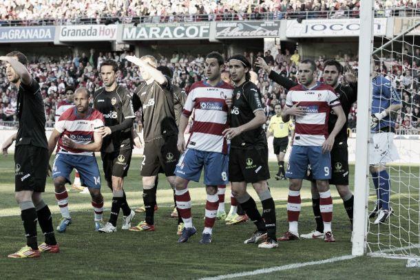 39 años desde la última victoria al Valencia en Los Cármenes