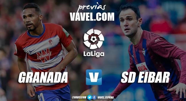 Previa Granada CF - SD Eibar: ganar para acercarse a los objetivos
