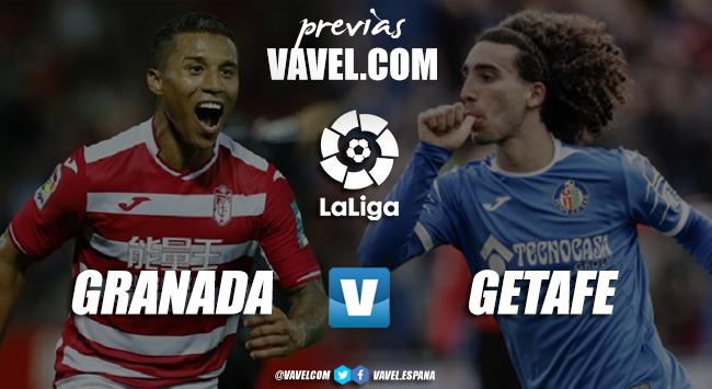 Previa Granada vs Getafe: un duelo con altas expectativas