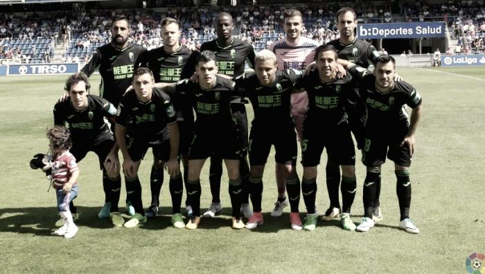 Ojeando al rival: Granada CF, un aspirante al ascenso