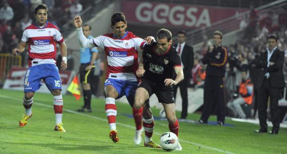 Estrada Fernández será el árbitro en el Sevilla-Granada