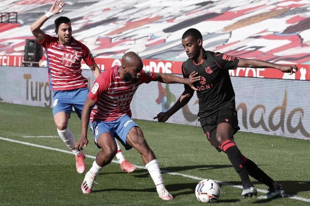 Previa Granada CF - Real Sociedad: sobreponerse a las adversidades