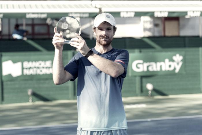 ATP - I Challenger della settimana: Kavcic vince ancora in Canada, Martin bene a Praga, Hemery domina Tampere