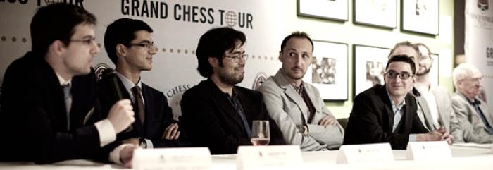 Todo preparado para el París Grand Chess Tour