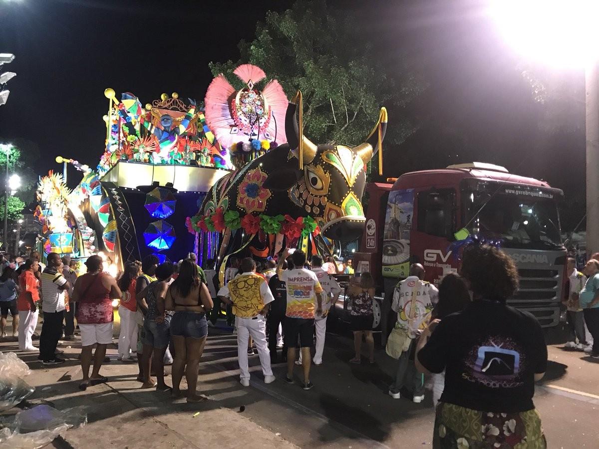 Nenhuma escola será rebaixada no carnaval do Rio 2018
