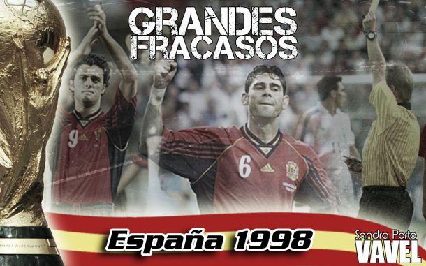 Grandes fracasos: España  1998