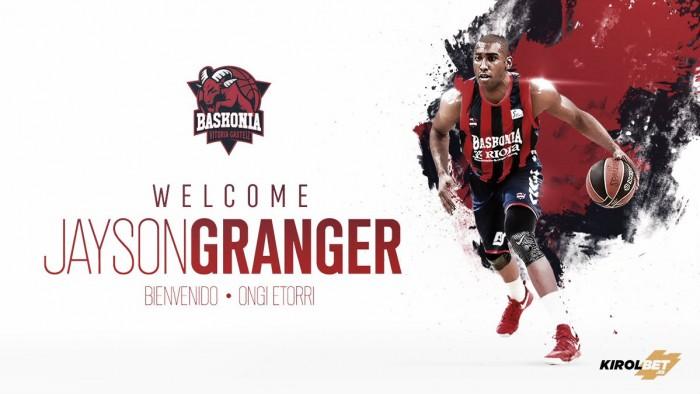 El Baskonia hace oficial el fichaje de Jayson Granger