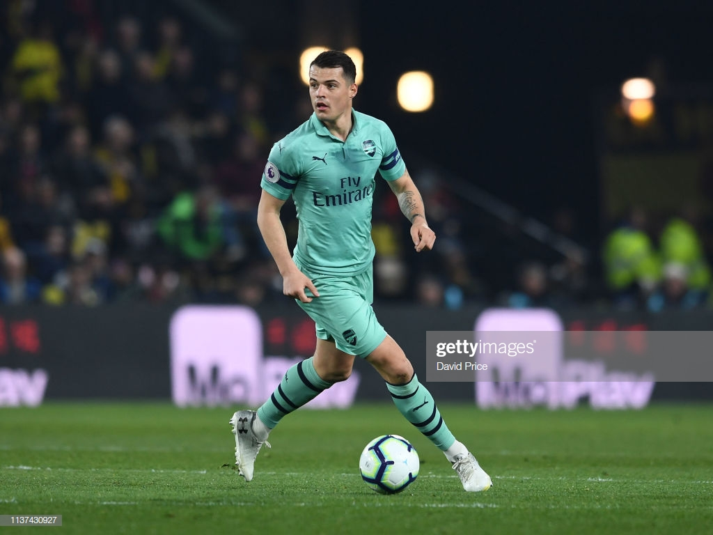 Granit Xhaka: This week could define our season