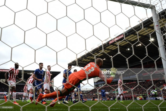 Lee Grant ready to put error behind him ahead of Stoke's trip to Leicester