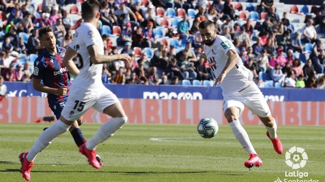 Se cumple un mes del último encuentro del Granada CF