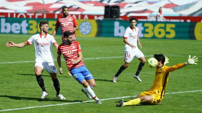 Previa Sevilla FC - Granada CF: tres puntos para apurar opciones
