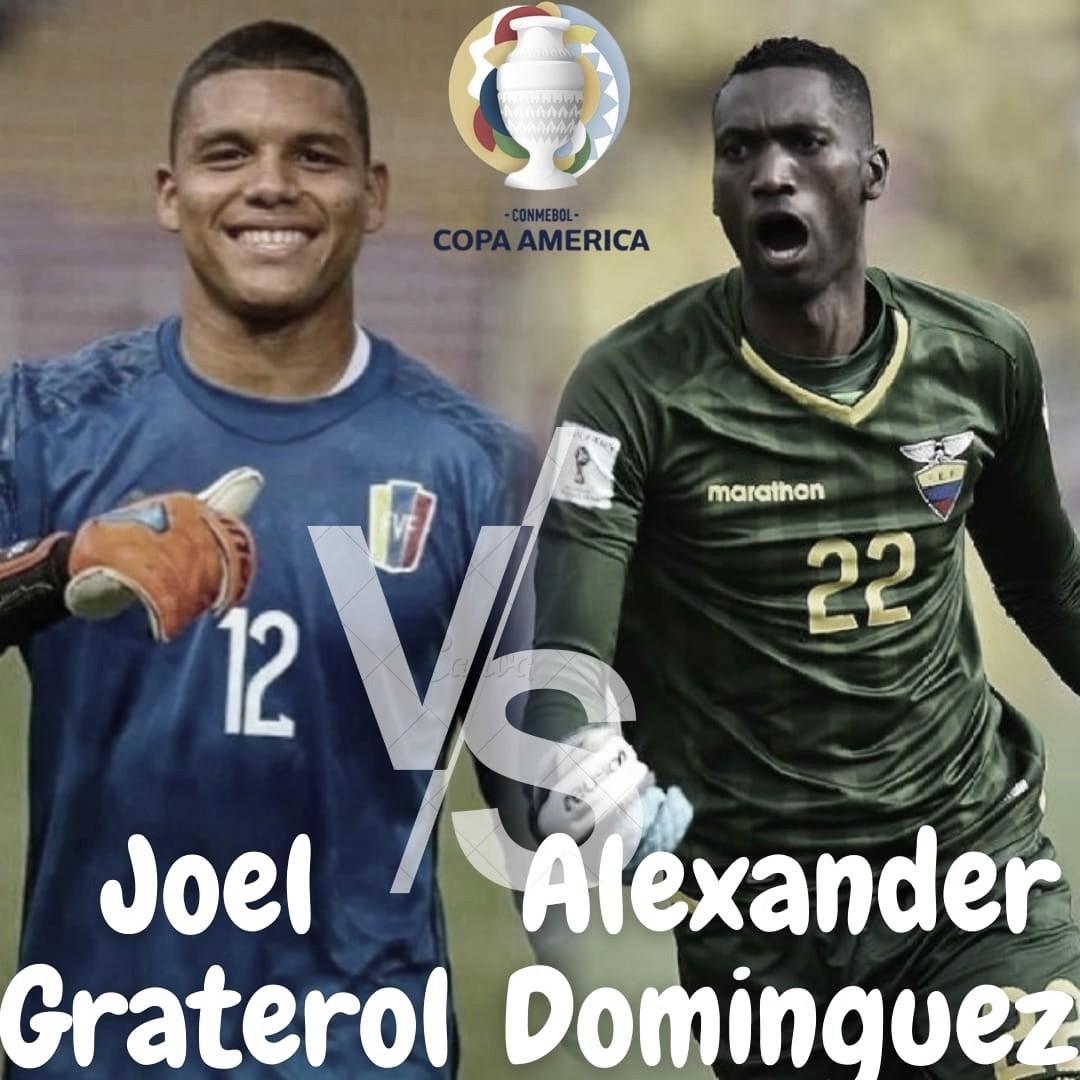 Cara a cara: Joel Graterol vs Alexander Domínguez