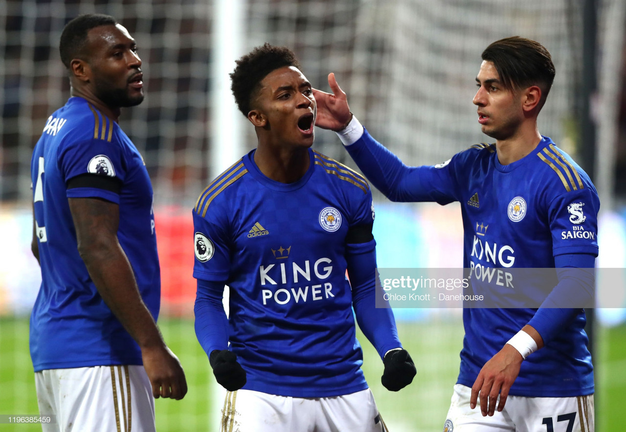 West Ham United 1-2 Leicester City: Foxes back to winning ways