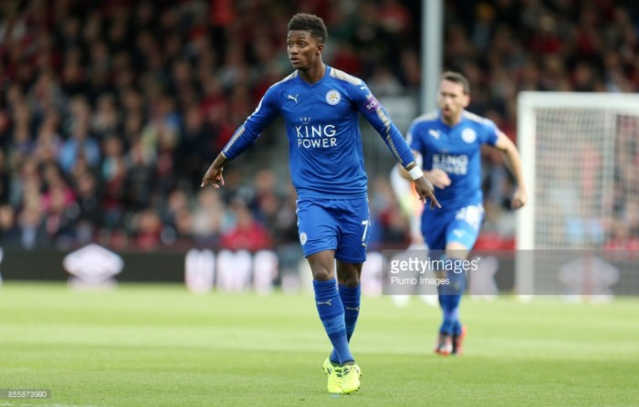 Demarai Gray pens new contract at Leicester City
