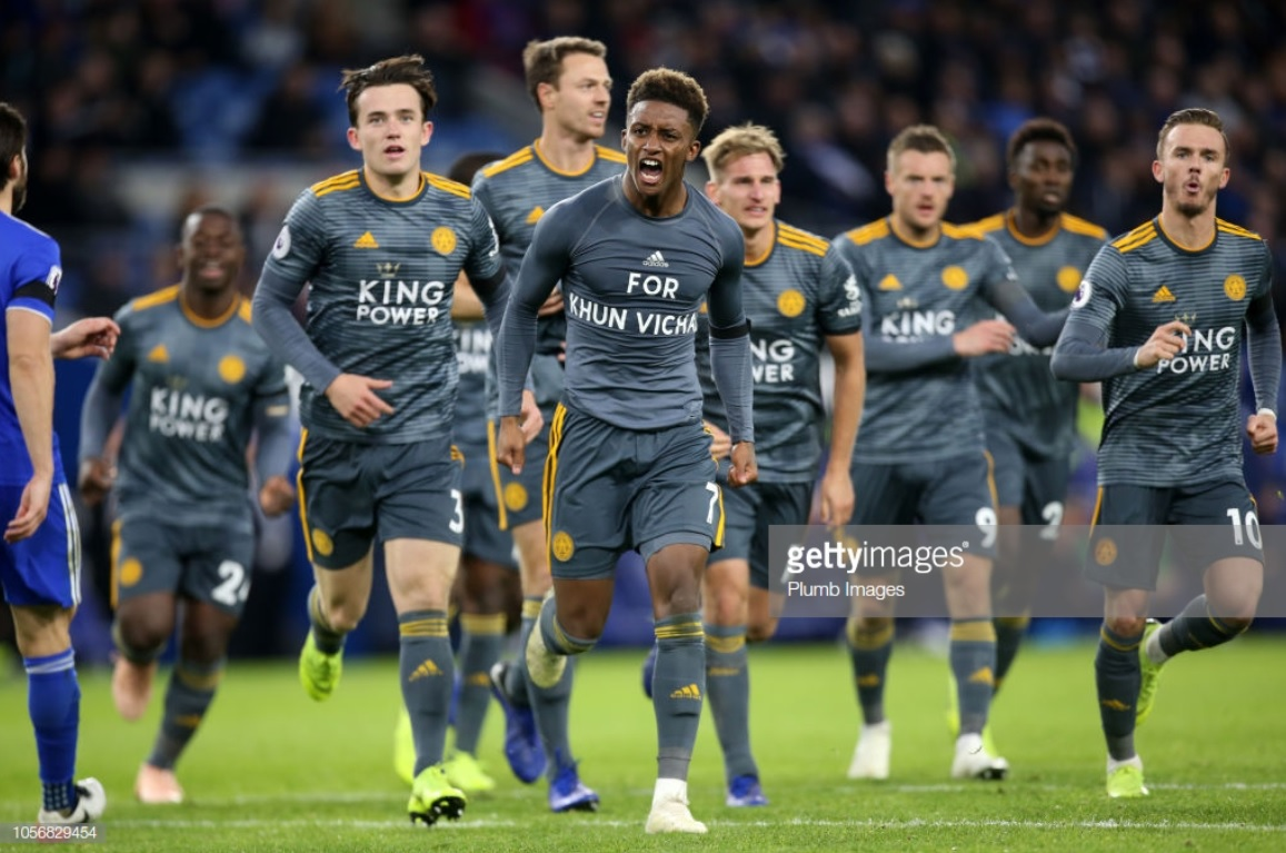 Cardiff City 0-1 Leicester City: Demarai Gray nets only goal in emotional victory in the Welsh capital