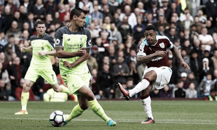 Burnley 2-0 Liverpool: Klopp's side fall to first defeat of the season