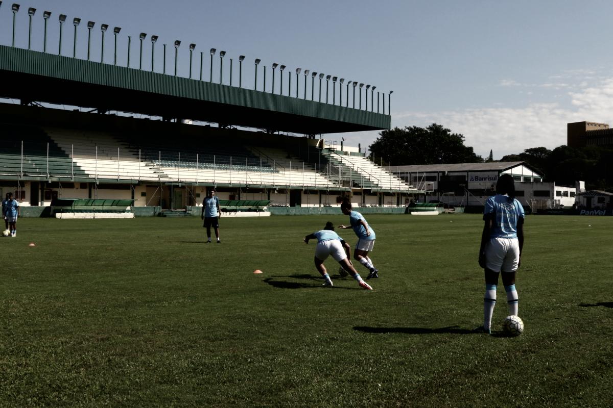 Departamento feminino do Grêmio ganha estádio exclusivo