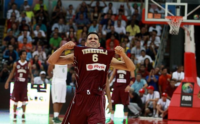 Rio 2016, Basket - Il Venezuela perde Vasquez