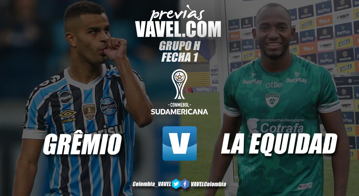 Previa Grêmio vs La Equidad: para asegurar el milagro en Brasil
