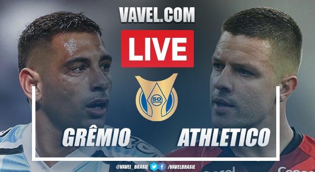Gol e Melhores momentos de Grêmio 1 x 0 Athletico-PR