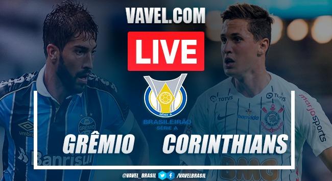Assistir jogo Grêmio x Corinthians AO VIVO online peloCampeonato Brasileiro 2020