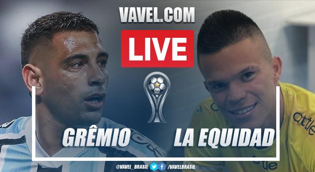 Melhores momentos de La Equidad-COL 0x0 Grêmio pela Copa Sul-Americana