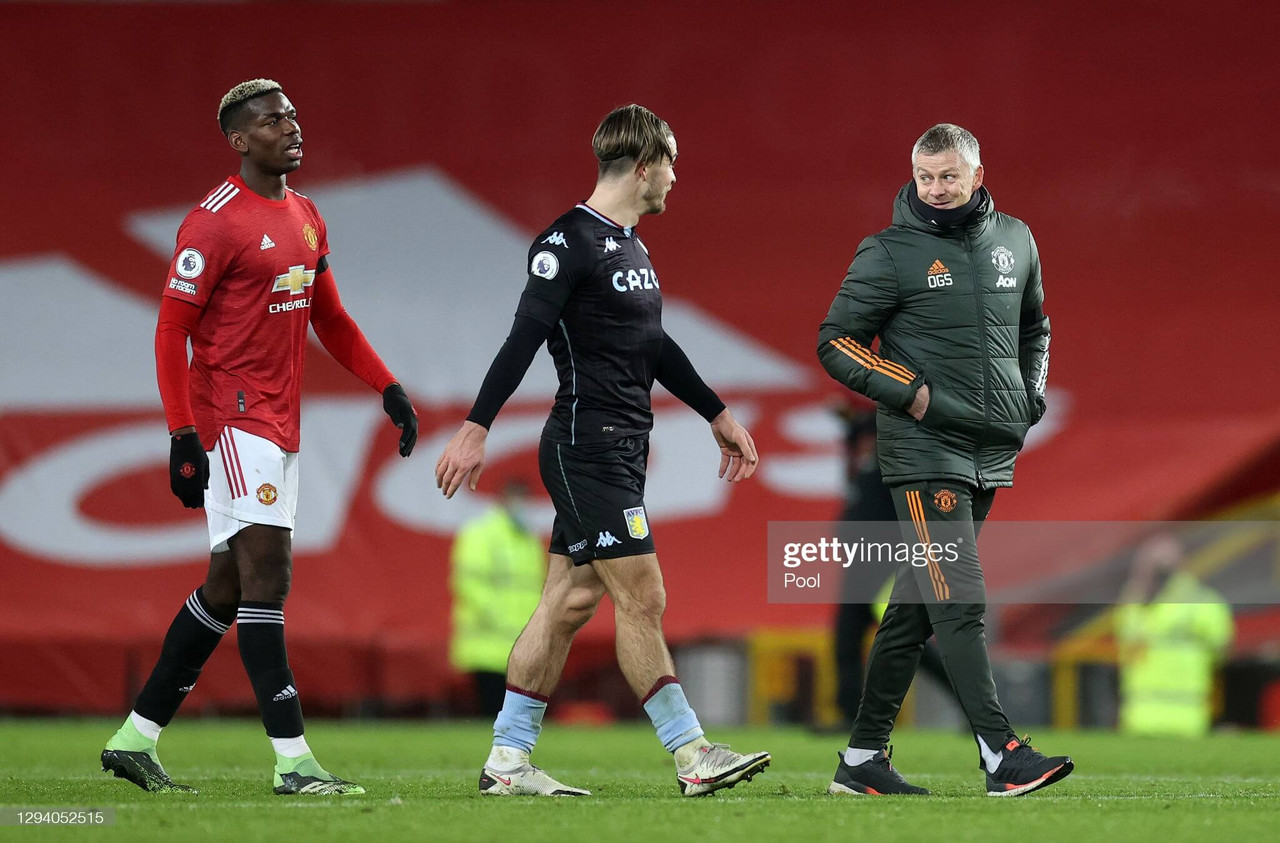 Opinion: Pogba out, Grealish in - Why Grealish is perfect for Manchester United's title push