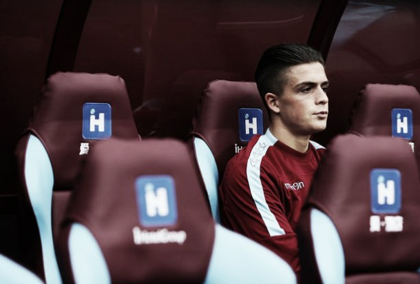 Jack Grealish dropped for Aston Villa's game against Watford
