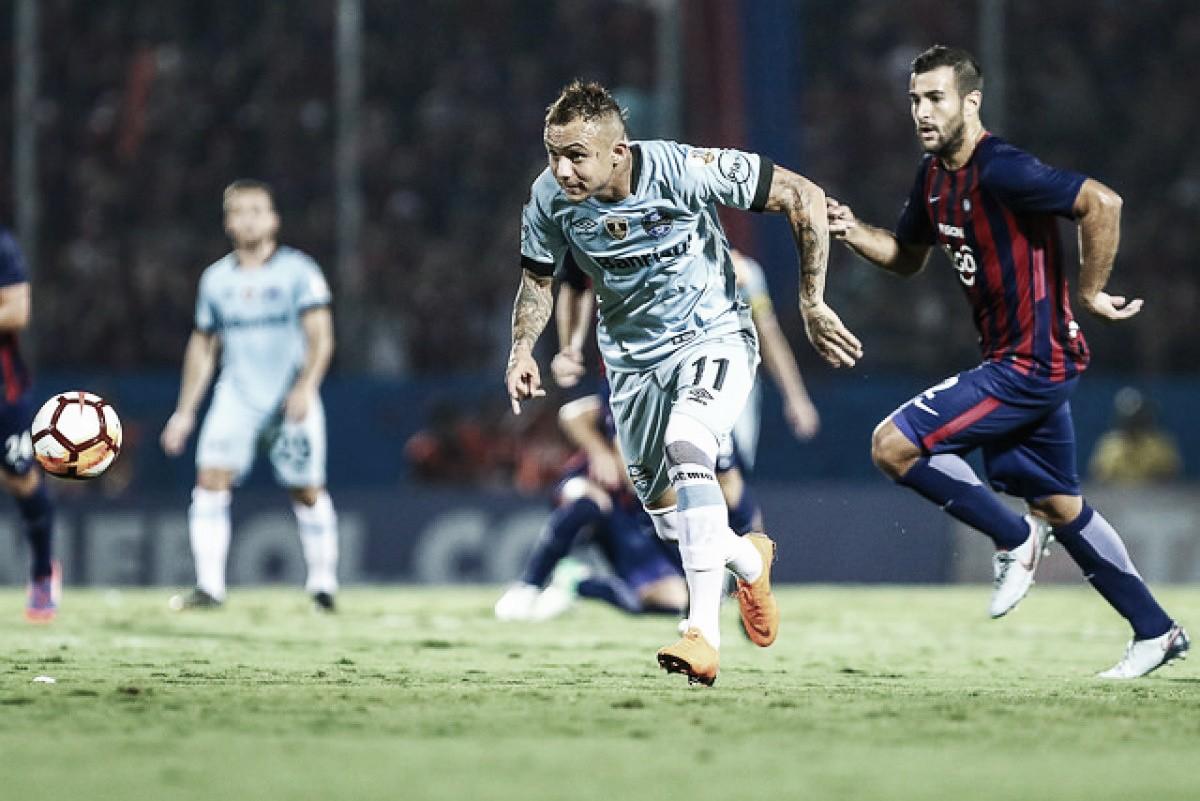 Grêmio e Cerro Porteño disputam liderança do Grupo 1 com promessa de Arena lotada