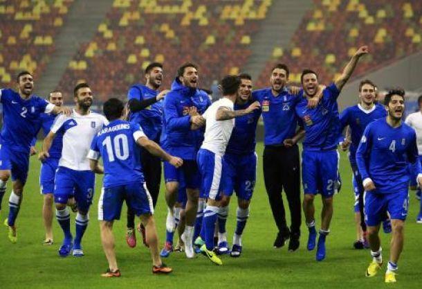 Listos los 30 convocados griegos