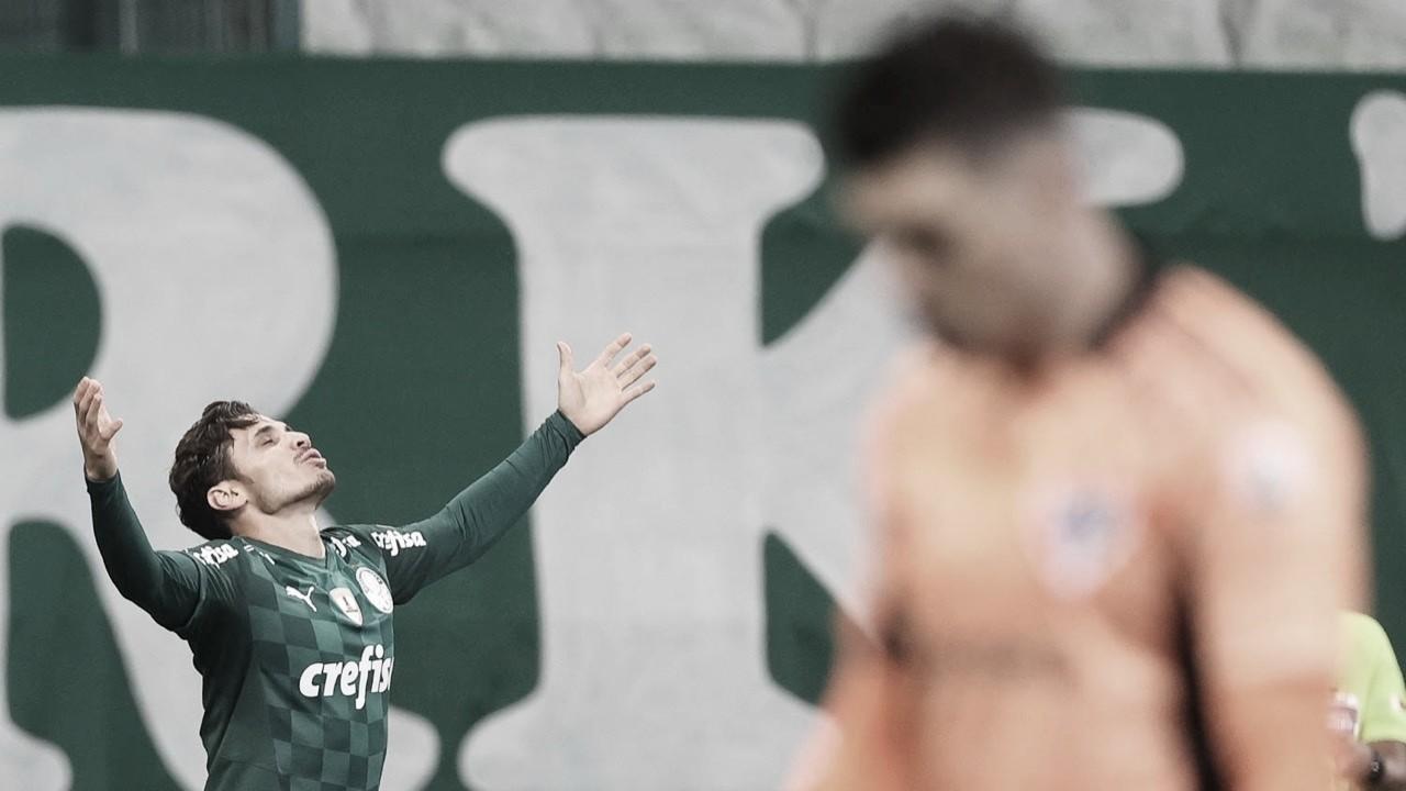 Tabu? Palmeiras coloca o rival São Paulo na roda e é semifinalista da Libertadores